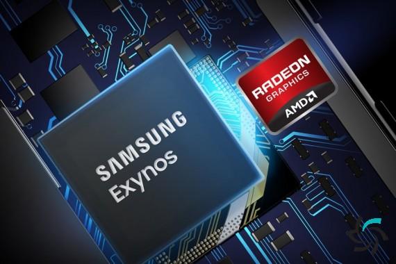 شراکت AMD و سامسونگ پردازندههای گرافیکی رادئون را وارد دنیای موبایل میکند   اخبار شبکه   شبکه کامپیوتری   شرکت شبکه