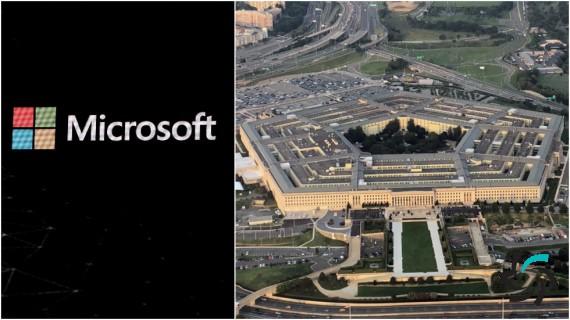 دولت آمریکا قراردادی ۱۰ میلیارد دلاری با مایکروسافت امضا کرد | اخبار | شبکه شرکت آراپل