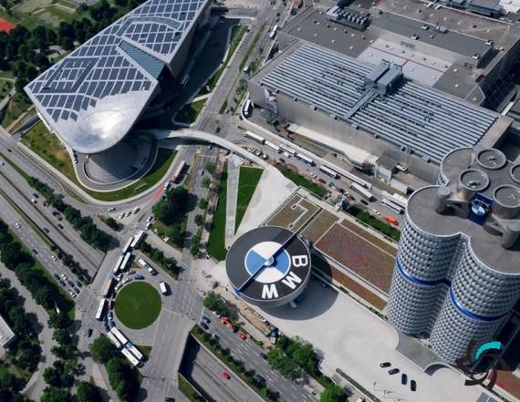 کمک بی ام و به ثبات شبکه برق سراسری آلمان | اخبار | شبکه شرکت آراپل