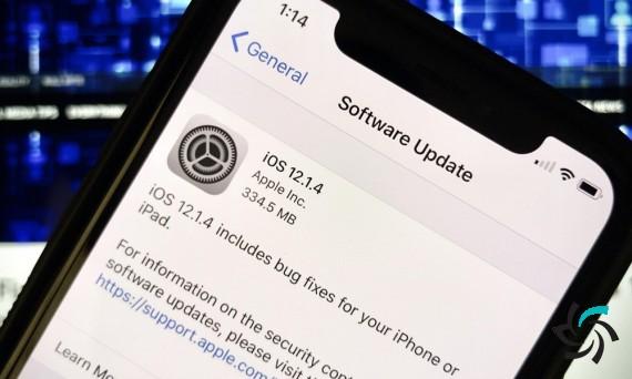 رفع نقص امنیتی فیس تایم در آپدیت iOS 12.1.4 | اخبار | شبکه | شبکه کامپیوتری | شرکت شبکه