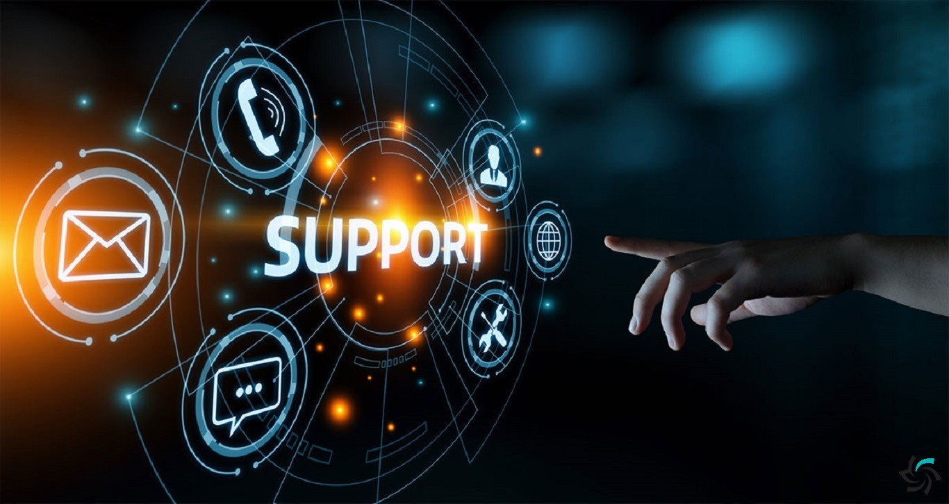 پشتیبانی شبکه شبکه | دوربین مداربسته