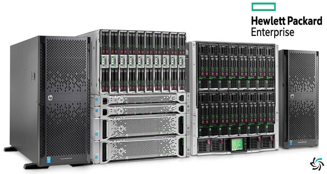 HP Servers شبکه | دوربین مداربسته