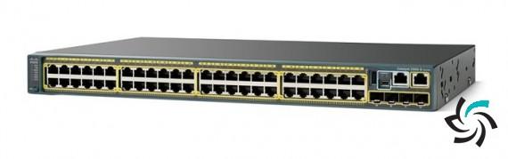 فروش سوئیچ های سیسکو | Cisco | Cisco Catalyst WS-C2960S-48TS-L | خرید | فروش