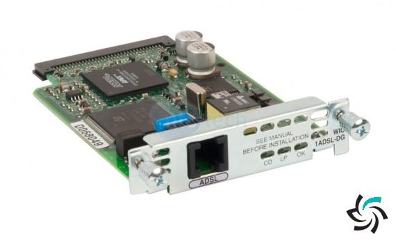 ماژول شبکه سیسکو | Cisco | WIC-1ADSL-DG | خرید | فروش