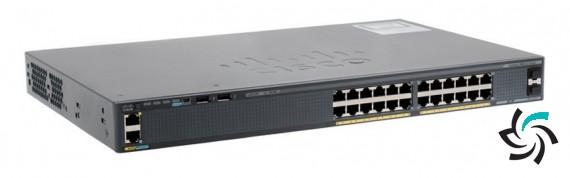 فروش سوئیچ های سیسکو | Cisco | Cisco Catalyst WS-C2960X-24TS-LL | خرید | فروش