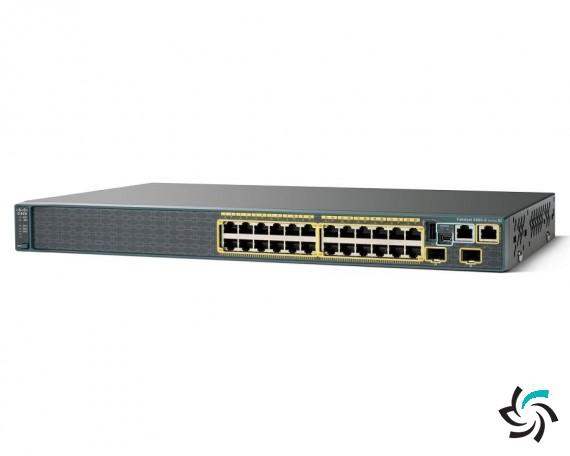 فروش سوئیچ های سیسکو | Cisco | Cisco Catalyst WS-C2960S-24TS-S | خرید | فروش