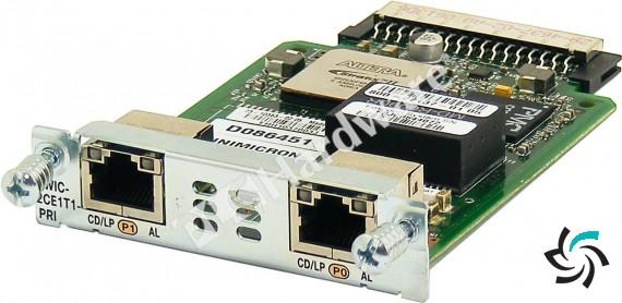 ماژول شبکه سیسکو | Cisco | HWIC-2CE1T1-PRI | خرید | فروش