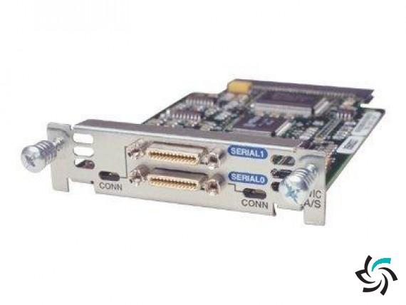 ماژول شبکه سیسکو | Cisco | WIC-2A/S | خرید | فروش