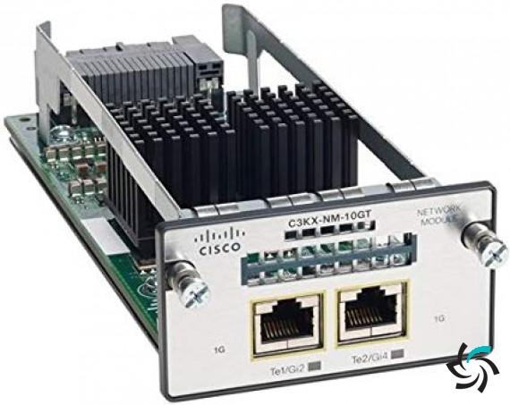 ماژول شبکه سیسکو | Cisco | C3KX-NM-10GT | خرید | فروش