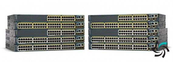 فروش سوئیچ های سیسکو | Cisco | Cisco 2960G Series | خرید | فروش